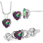 Gemstone Sets  Fashion Gemstone Jewelry Sets  Colored Stone Jewelry