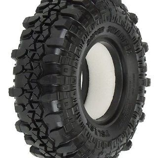 G8 Rock Terrain Truck Tires (2) with Memory Foam: Toys & Games