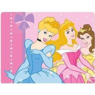 Childrens/Kids Girls Disney Princess Fleece Blanket/Bed