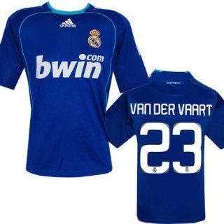 Real Madrid Van der Vaart Trikot Away 2009, Größen: 128 Kids: