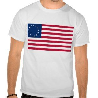 US_flag_13_stars_%E2%80%93_Betsy_Ross_svg T shirts