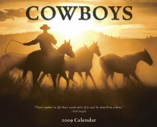 Cowboys Calendar: Willow Creek Press: Englische Bücher