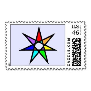 Postage with Septagram