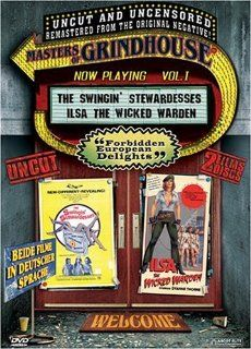 Masters of Grindhouse Vol. 1 [2 DVDs]: Ingrid Steeger