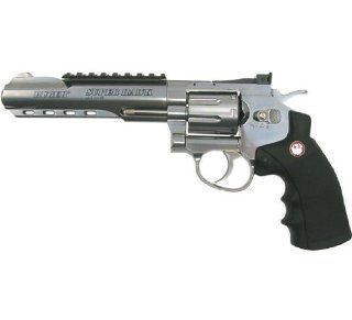 Ruger Super Hawk Softair / Airsoft CO2 Revolver, 6 Zoll Version