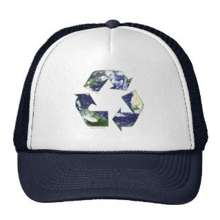 Earth   Recycling Mesh Hat