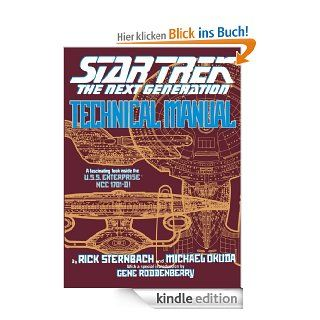 Star Trek: The Next Generation: Technical Manual eBook: Rick Sternbach