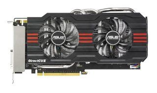 Asus NVIDIA GeForce GTX 660 Direct CU II Grafikkarte: