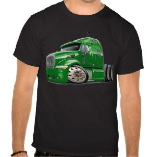 Peterbilt Green Truck T Shirt