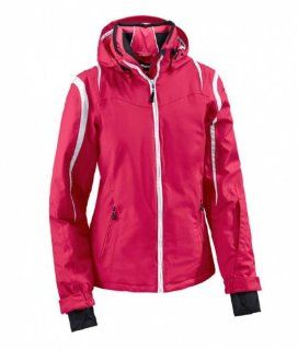 Maier Sports Damen Skijacke Rosi   ˞ergrößen, rose red, 44: