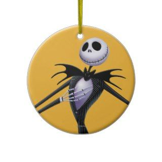 Jack Skellington 7 Christmas Ornaments