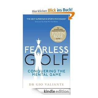 Fearless Golf eBook: Gio Valiante: Kindle Shop