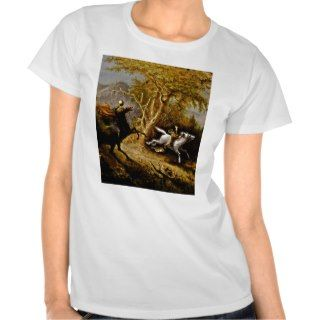 Headless Horseman Pursuing Ichabod Crane T shirt