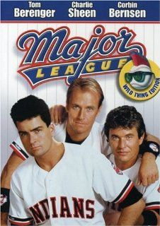 Major League: Tom Berenger, Charlie Sheen, Margaret Whitton
