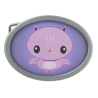 Kawaii Vampire Bat Belt Buckle