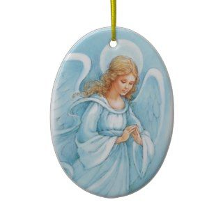 Guardian Angel Ornament