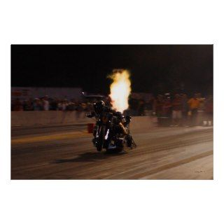 THE FASTEST DRAG BIKE ON THE PLANET 250.97 MPH PRINT