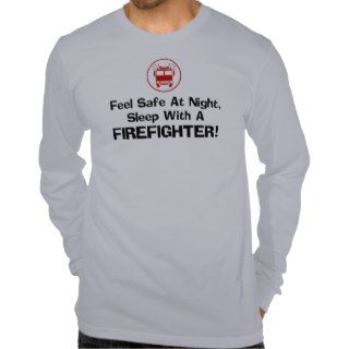Funny Firefighter Tee Shirt