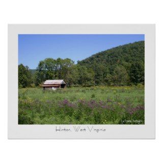 Hinton, West Virginia Posters
