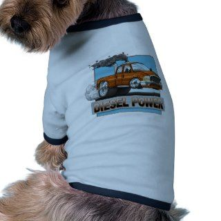 Ford Dually Drag Truck Pet Clothing