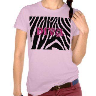 Safari Diva Design T shirts