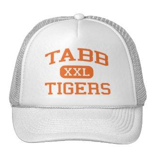 Tabb   Tigers   high school   Hampton Virginia Hats