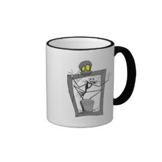 Nightmare Before Christmas Jack Skellington Coffee Mug