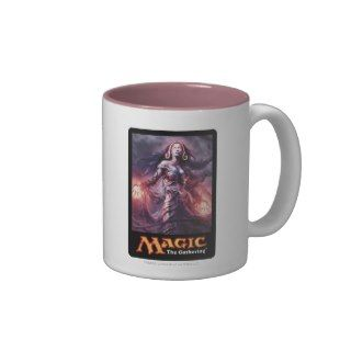 Magic: The Gathering   Liliana Vess Coffee Mugs