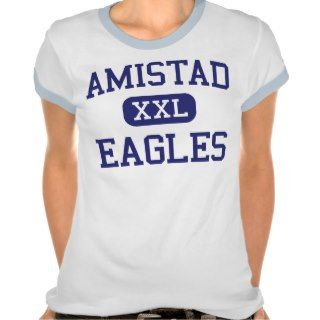 Amistad   Eagles   High School   Indio California Tee Shirt