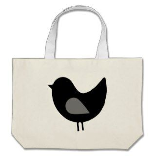 Bird Silhouette Design! Bags