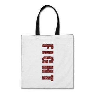 FIGHT SICKLE CELL ANEMIA BAGS