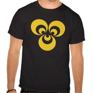 Symbol of Strength and Cintemani Power Pattern T Shirts