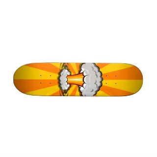 Mushroom Cloud Skate Boards