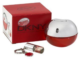 DKNY Donna Karan New York RED DELICIOUS femme / woman, Geschenkset