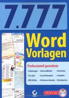 777 Word Vorlagen: Software