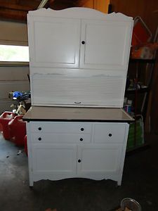 Antique Hoosier Cabinet Marsh Furniture Co High Point