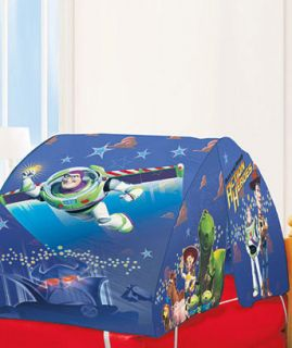 ... Disney Kidsu0027 Play Tent for Bed Toy Story Little Girl or Boy Dream Bedroom Canopy ...  sc 1 st  PopScreen & Toy Story 3 Adventure Hut Playhut Tent Kids Fun Outdoor Indoor ...