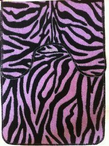 2 Piece Bathroom Rug Set Animal Purple Zebra Bath Mat Toilet Contour Rugs