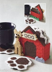 Plastic Canvas House Patterns