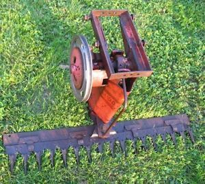 Tractor carry attachment on popscreen - Sickle bar mower for garden tractor ...