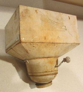 Antique Hoosier Cabinet Flour Sifter