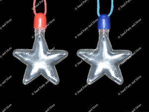 12 Star Sand Art Necklace Craft Supplies Bottles Crafts
