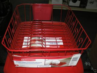 Kitchenaid dish drainers on popscreen - Kitchenaid dish rack red ...