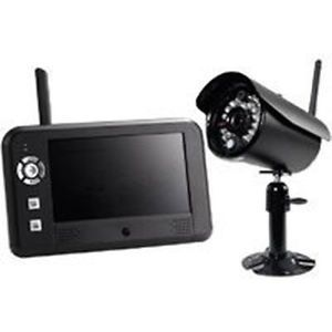 New First Alert DW 700 Wireless Security Camera System