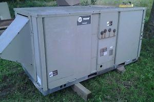 Trane Ten Ton 10 Heat Pump Furnace Air Conditioner Air Handler 3 Phase Unit