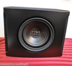 "Polk Audio DXI108 8"" Enclosure Subwoofer with Non Working Sub"