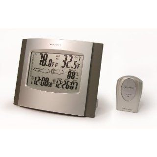 Chaney ACU Rite 75321 Wireless Weather Station Atomic Clock