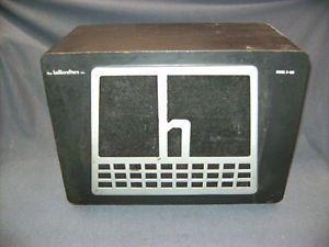 Hallicrafters R46B 10 inch Alnico Speaker Tube Shortwave Radio Speaker R 46 B