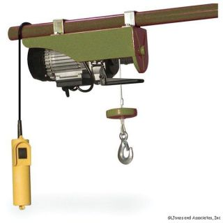 Buffalo Tools 440 lb Garage Lift Electric Hoist Ehoistul