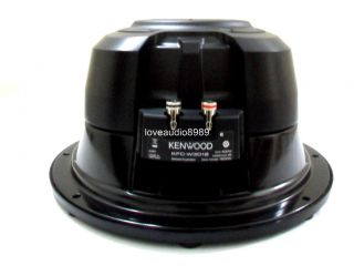 "Kenwood KFC W3012 1200W 12"" Single 4ohm KFC Subwoofer"